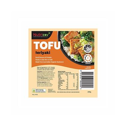 Nutrisoy - Tofu Teriyaki 200g