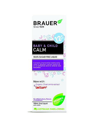 Brauer - Baby & Child Calm 100ml