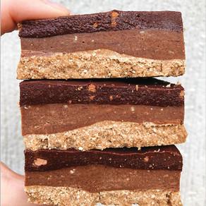 Crunchy Chocolate Slice