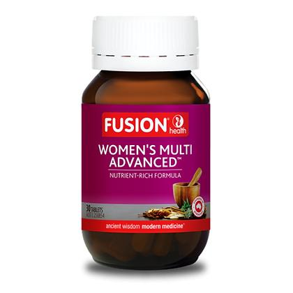 Fusion Health - Womens' Multi Advanced