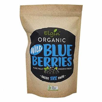 Elgin Organic - Wild Blueberries 1kg