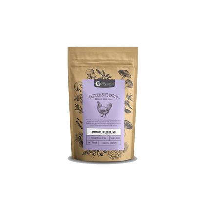 Nutraorganics - Chicken Bone Broth Homestyle Mushroom 100g