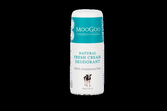 Moo Goo - Deodorant Fresh Cream 60ml