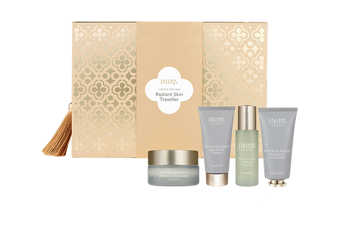 Inika - Radiant Skin Traveller (Moroccan Holiday Collection)