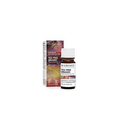 In Essence - Australian Native Oil (Tea Tree Organic) 9ml