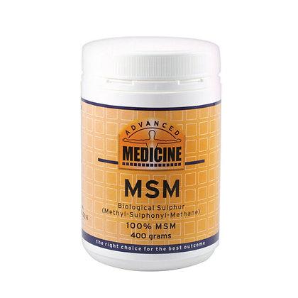 Advanced Medicine - MSM 400g