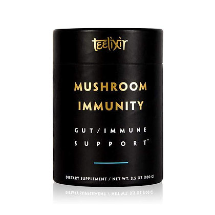 Teelixir - Mushroom Immunity & Extract Blend 100g
