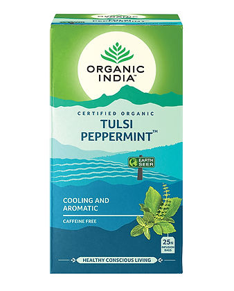 Organic India - Tulsi Peppermint Tea