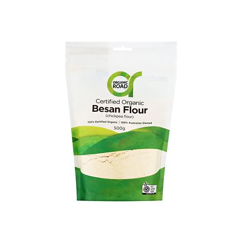 Organic Road - Besan Flour 500g