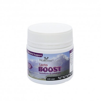 Health Wise - Lacto Boost 120T