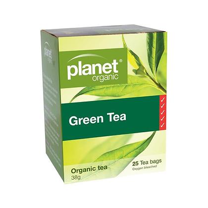 Planet Organic - Green Organic Tea