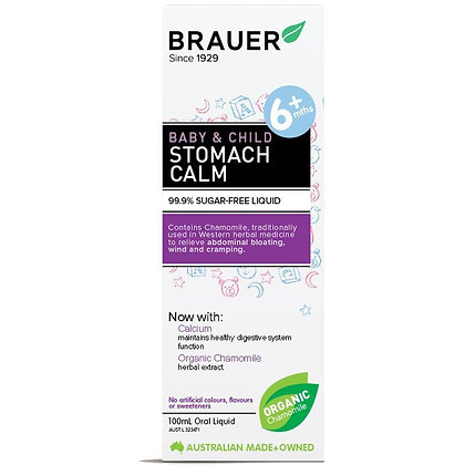 Brauer - Baby & Child Stomach Calm 100ml