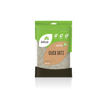 Lotus - Oats Quick 500g