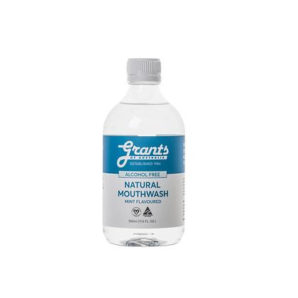 Grants - Natural Mouthwash 500ml