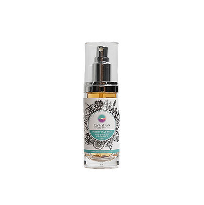 Central Park Infused Crystals - Inner Peace Mist 60ml