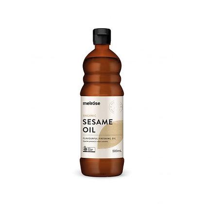 Melrose - Organic Sesame Oil 500ml
