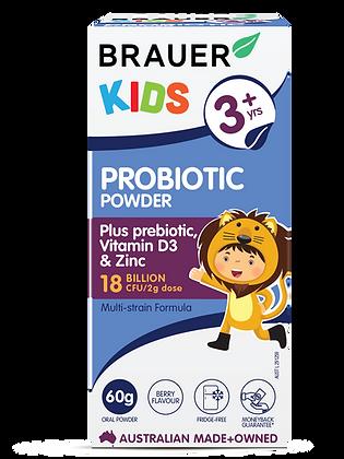 Brauer - Kids Probiotic Powder 60g