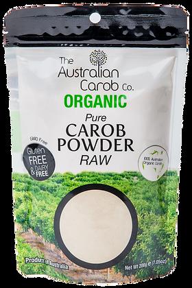 Australian Carob Company - RAW Carob Powder 200g