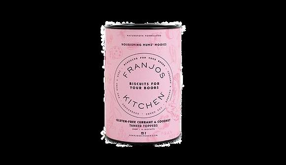 Franjo's Kitchen - Currant & Coconut (Gluten Free)