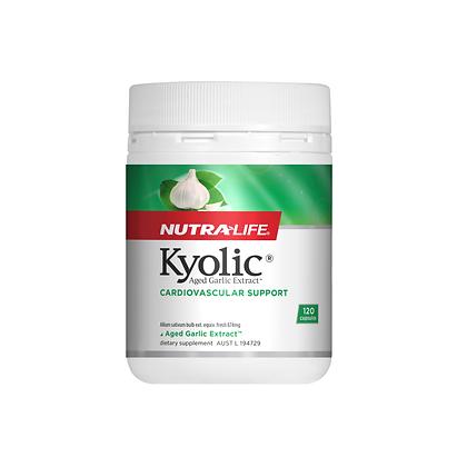 Nutralife - Kyolic Aged Garlic Extract 120c