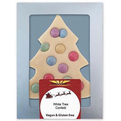 Bonvita - Vegan White Christmas Tree Confetti (90g)