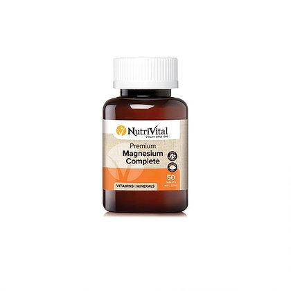 NutriVital - Premium Magnesium Complete