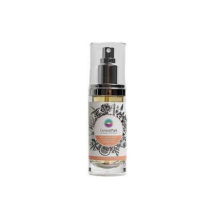 Central Park Infused Crystals - Balance Mist 60ml