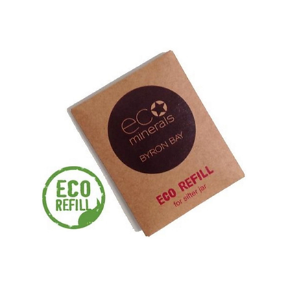 Eco Minerals - Refill Flawless Mineral Foundation (Matte) Range 5gr