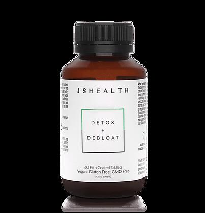 JS Health - Detox + Debloat Formula - (60 T)