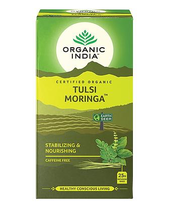 Organic India - Tulsi Moringa Tea