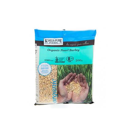 Kialla - Organic Pearl Barley 500g