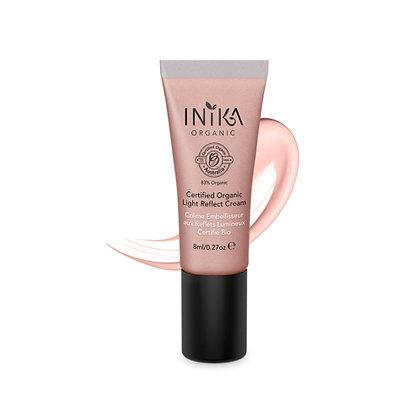 Inika - Certified Organic Light Reflect Cream 8ml