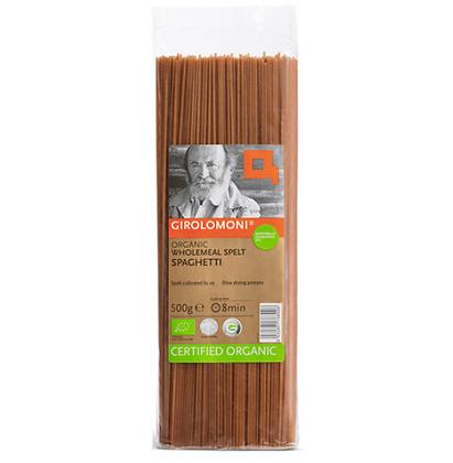 Girolomoni - Wholemeal Spelt Spaghetti 500g