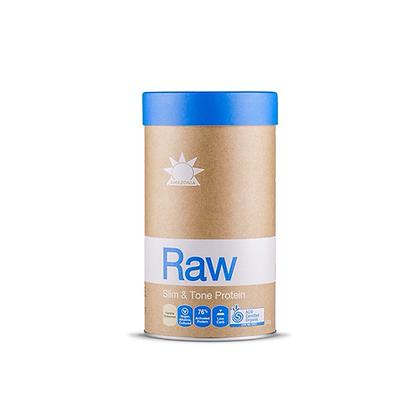 Amazonia - RAW Slim & Tone Protein Vanilla & Cinnamon