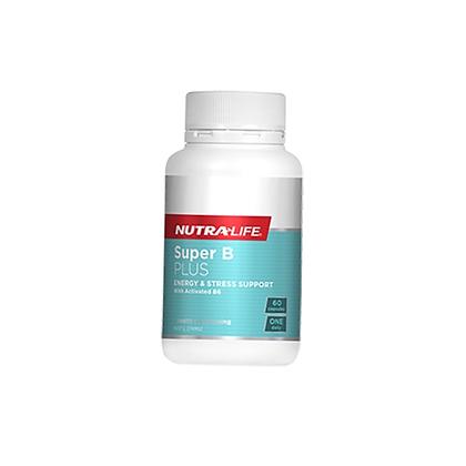 Nutralife - Super B Premium Formula 60c