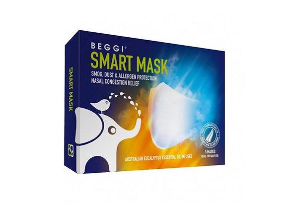 Beggi - Smart Mask Box of 5