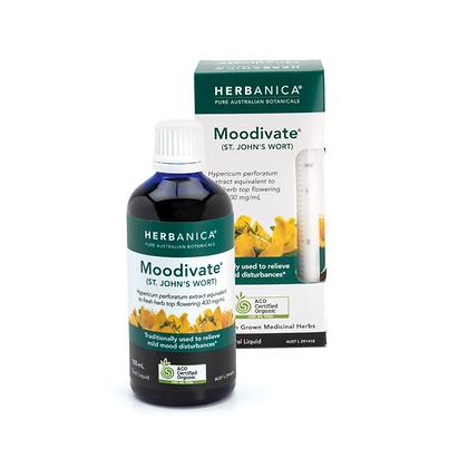 Herbanica - Moodivate (St. John's Wort) 100ml