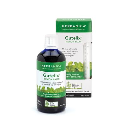 Herbanica - Gutelix (Lemon Balm) 100ml