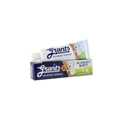 Grants - Kids Blueberry Toothpaste