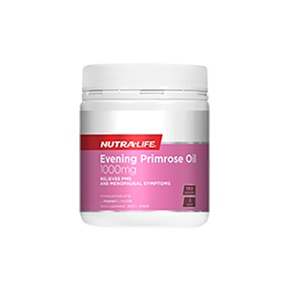 Nutralife - Evening Primrose Oil 1000mg 180c