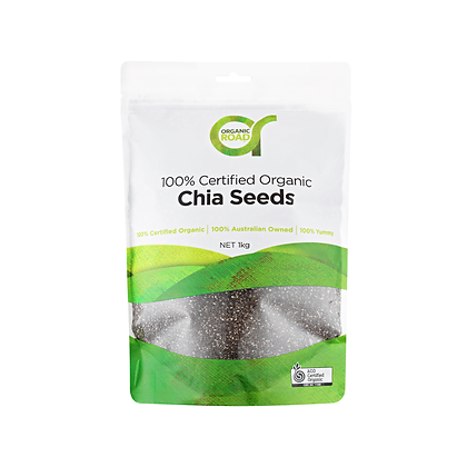 Organic Road - Chia Seeds
