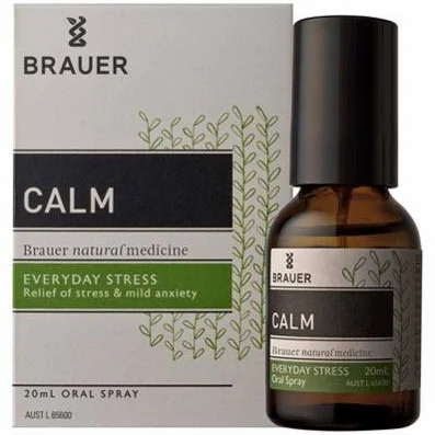 Brauer - Calm Oral Spray 20mL
