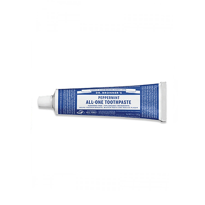 Dr Bronner's - Toothpaste Peppermint 140g