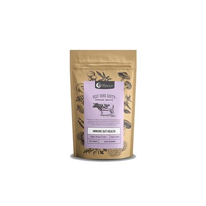 Nutraorganics - Beef Bone Broth Hearty Mushroom 100g