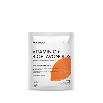 Melrose - Vitamin C + Bioflavonoids 100g