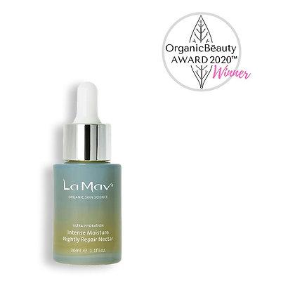 La Mav - Intense Moisture Nightly Repair Nectar 30ml