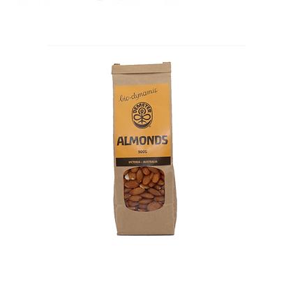 Biodynamic - Almond Kernels 500g