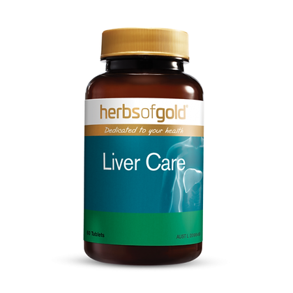 Herbs of Gold - Liver Care 60T