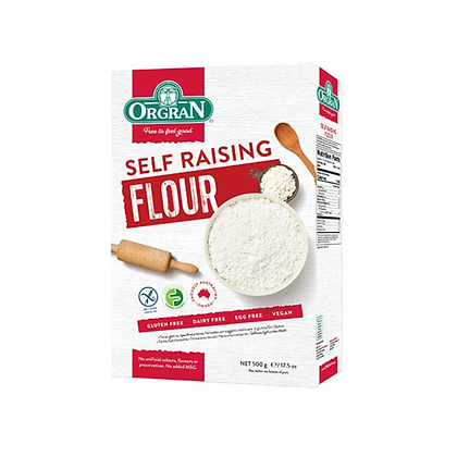 Orgran - Self Raising Flour GF 500g