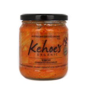 Kehoe's Kitchen - Gold Kimchi Organic Fermented Vegetables 410g